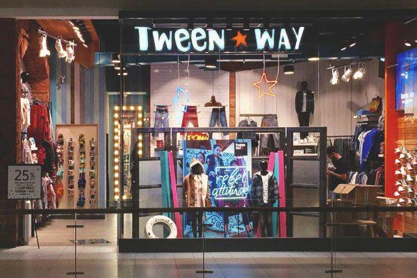 Tween Way por fuera